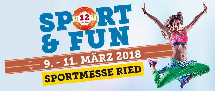 Sport & Fun Messe Ried